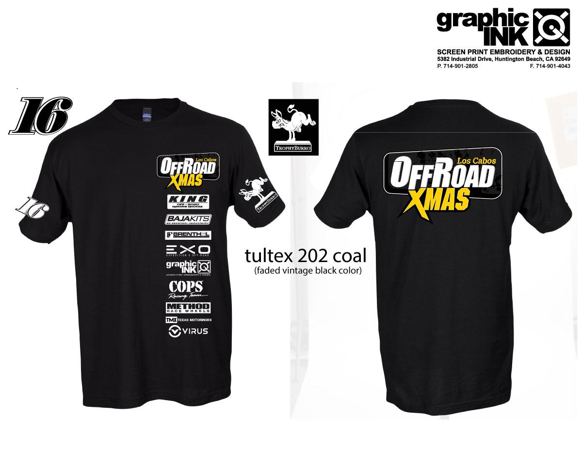 Offroad Xmas Tshirt!!!