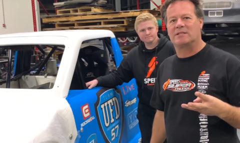 Burro Builds Episode 8: Robby Gordon Stadium Super Trucks